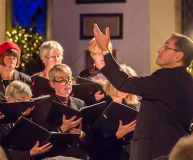Sing Christmas with Aldeburgh Music