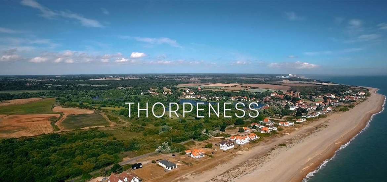 Thorpeness on the Suffolk Coast