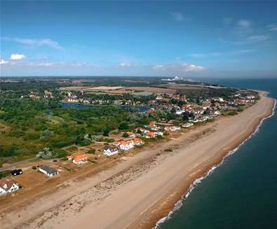 TTDA - Thorpeness - Aerial view