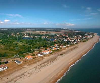 Towns & villages - Thorpeness - Aerial