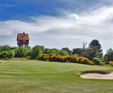 TTDA - Thorpeness Golf Club - Course