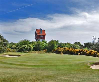 TTDA - Thorpeness Golf Club - Course