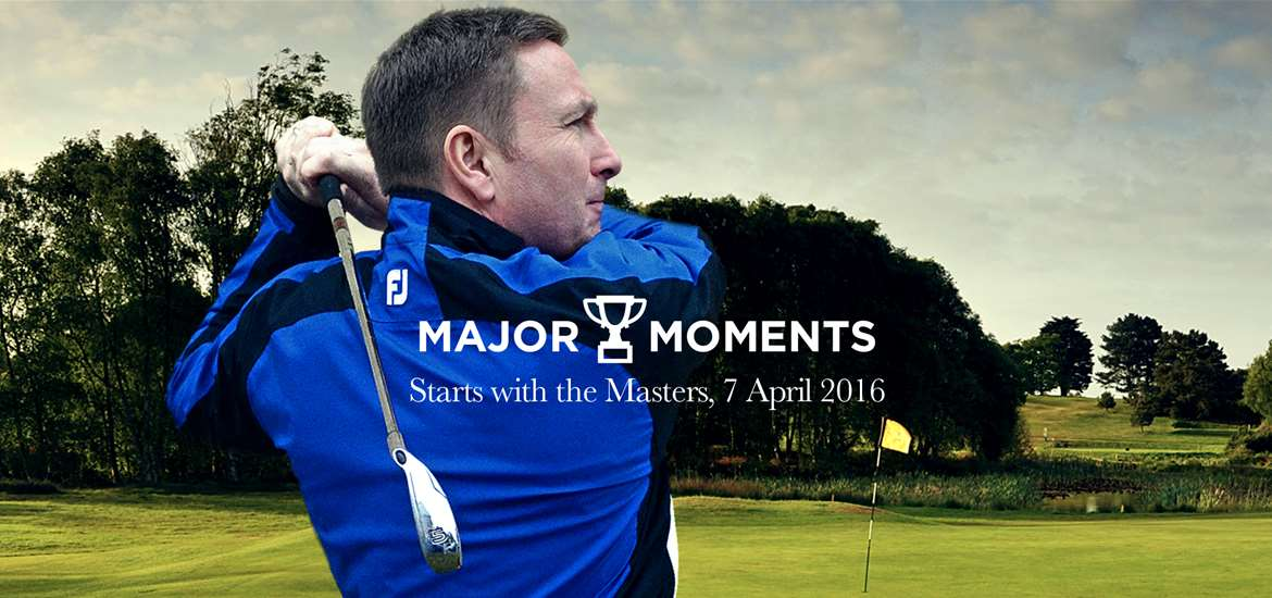Thorpeness Golf Club Major Moments Series 2016