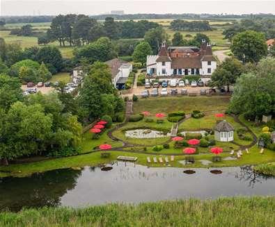 WTS - Thorpeness Hotel & Golf Club - aerial view