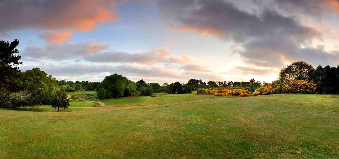 Thorpeness Golf Course Suffolk