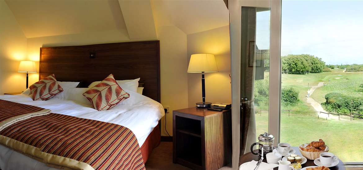 Thorpeness Golf Club and Hotel - Bedroom - Where to Stay - The Suffolk Coast