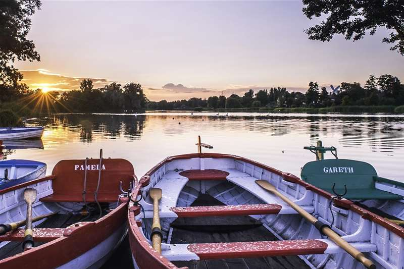 Towns & Villages - Thorpeness - Meare