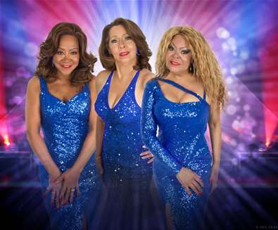 The Three Degrees at..