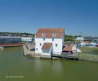 Woodbridge Tide Mill credit Video East