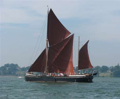History Day Sail from Ipswich