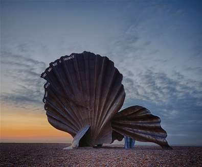 Towns & Villages - Aldeburgh - Scallop
