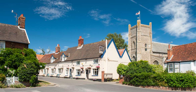 Orford Village - The Suffolk Coast
