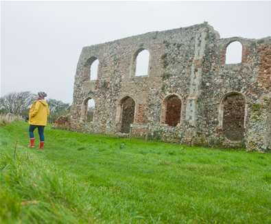 Dunwich - Abbey Ruins - (c) Emily Fae Photography