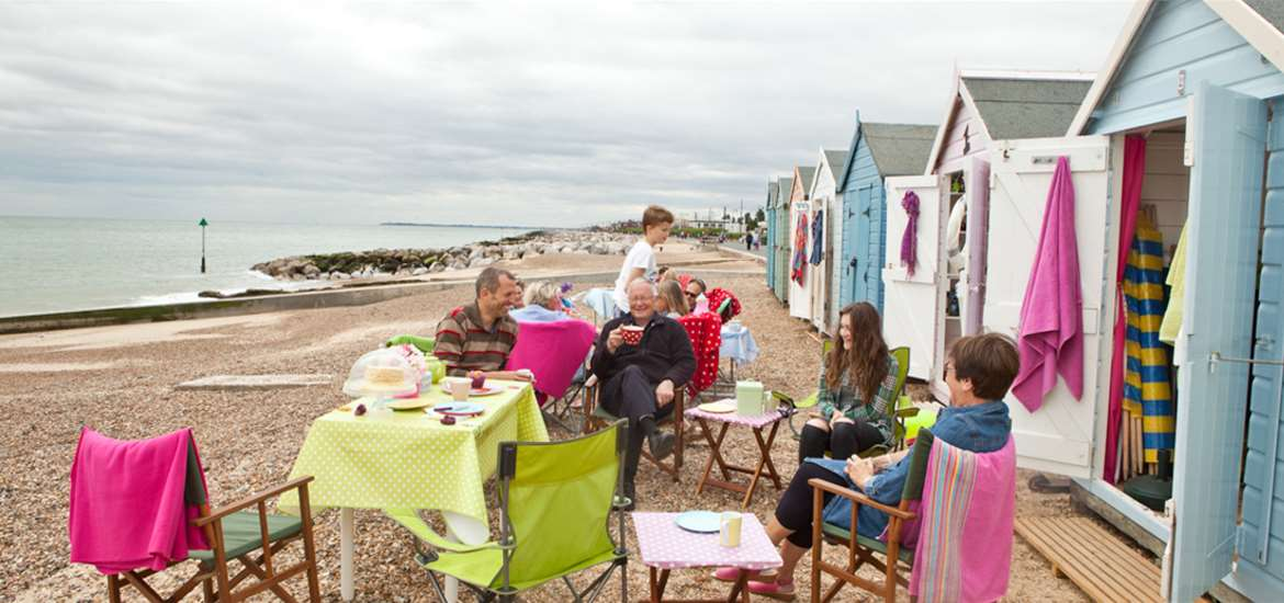 Beach Hut Hire on The Suffolk Coast - Emily Fae Photography