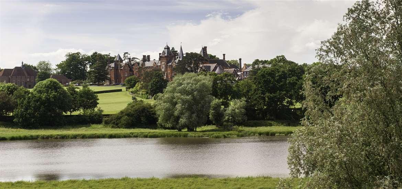 Towns & Villages - Framlingham - Framlingham College - credit Gill Moon