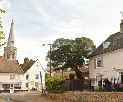Towns & Villages - Wickham Market