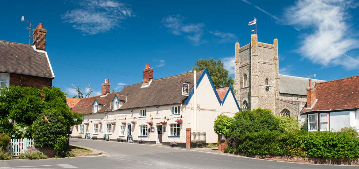 Towns and Villages - Orford - Suffolk Coast