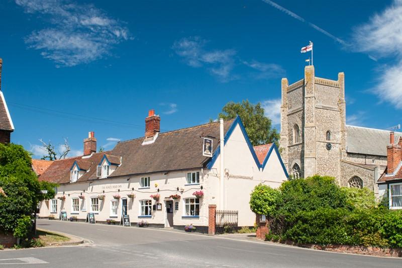 Orford Church - Suffolk Coast