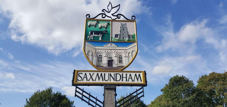 Saxmundham Suffolk Coast
