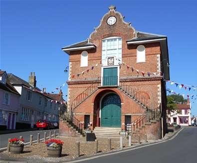 Woodbridge - Market Hill