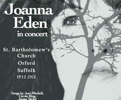 Joanna Eden in Concert..