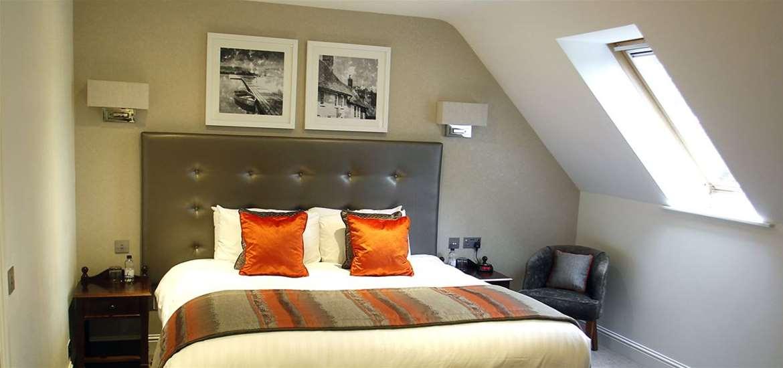 WTS - Ufford Park - Bedroom