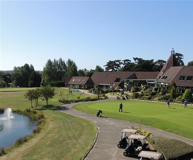 Ufford Park Woodbridge, Hotel, Golf, Spa