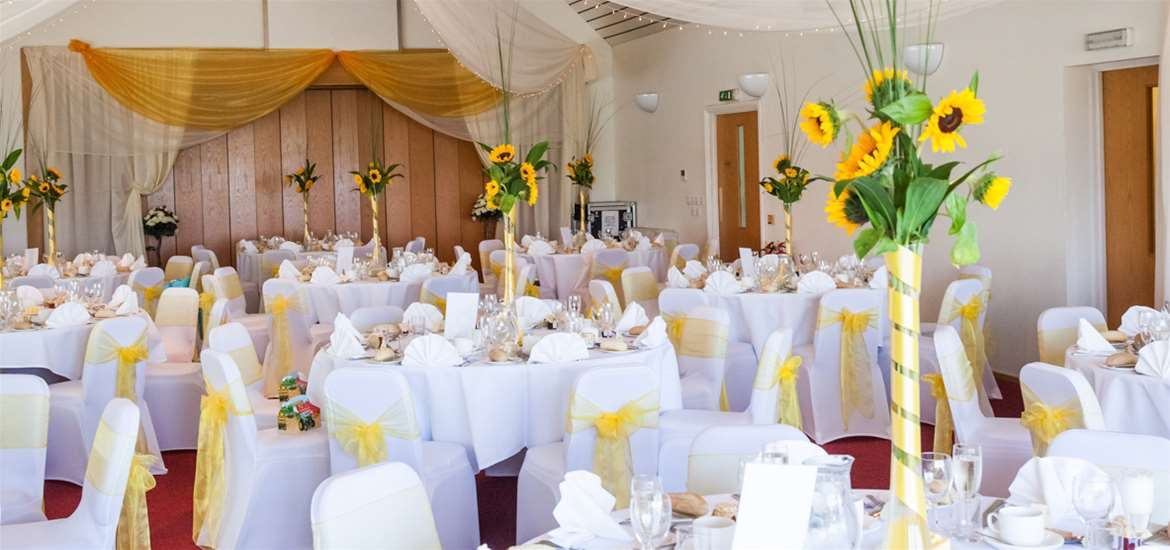 Weddings - Ufford Park - Reception