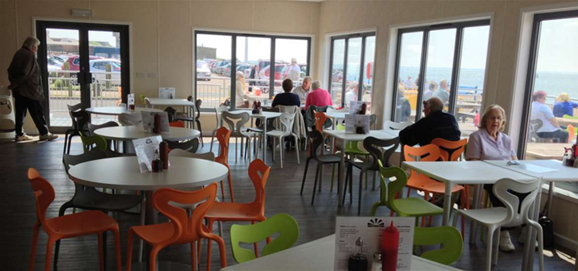 View Point Cafe-Felixstowe-Food and Drink-Interior view