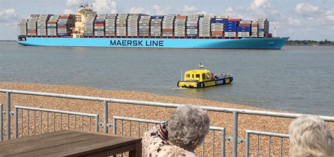 View Point Cafe Felixstowe