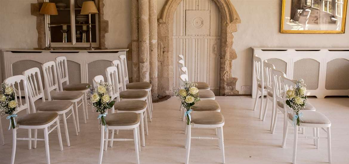 WED - Butley Priory - Ceremony