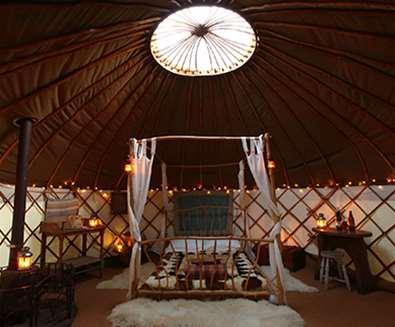 WTS - Alde Garden - Yurt
