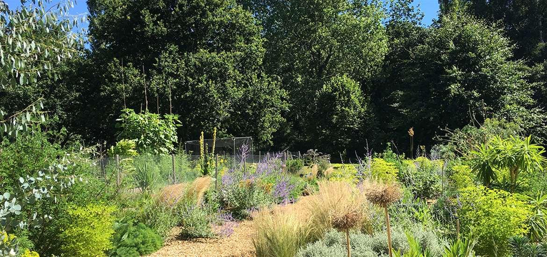 WTS - Five Acre Barns - Garden