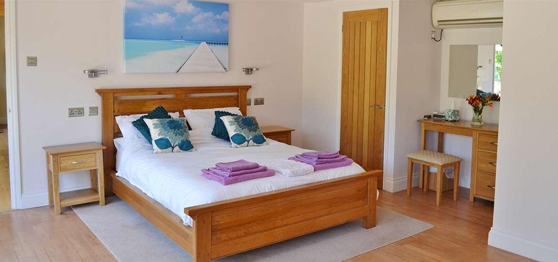 WTS - Hawkeswade Barn - Bedroom