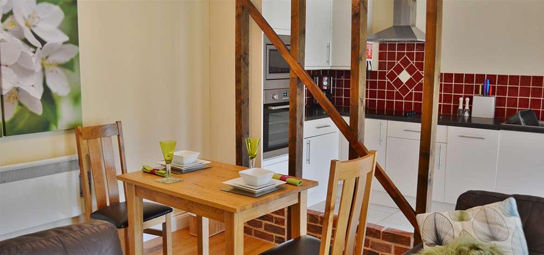 WTS - Hawkeswade Barn - Kitchen