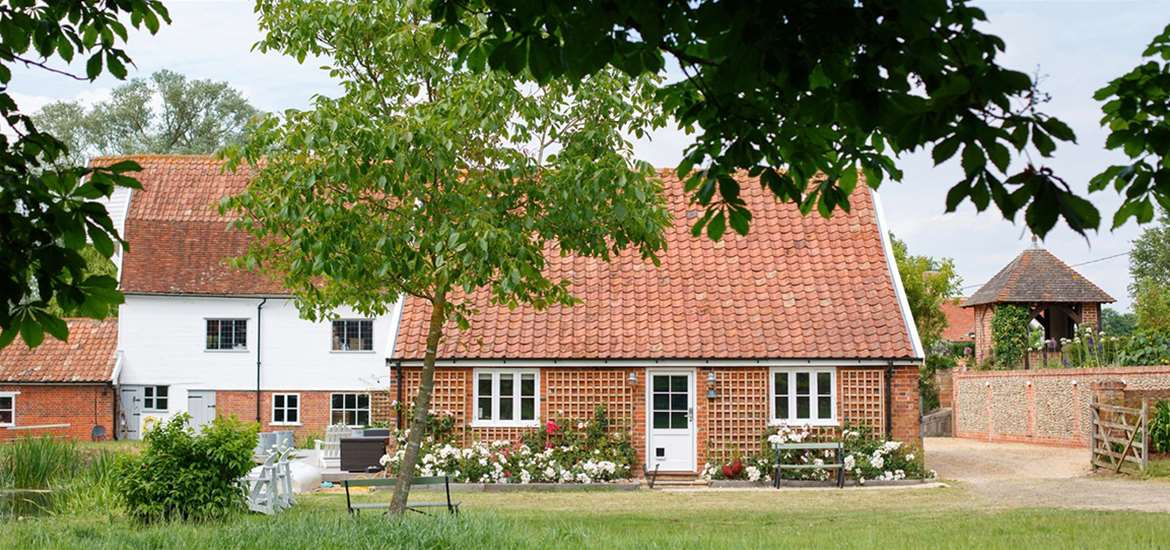 WTS - Letheringham Water Mill Cottages - Exterior
