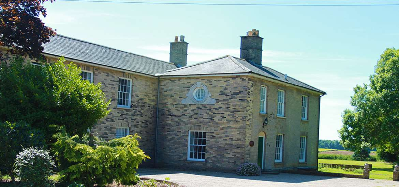 WTS - Manor Farm Knodishall - Exterior