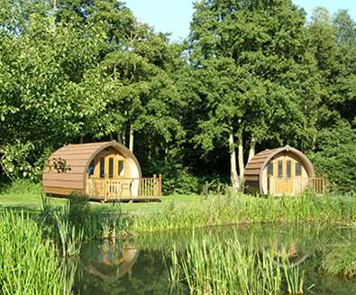 WTS - Run Cottage Touring Park - Glamping Pod