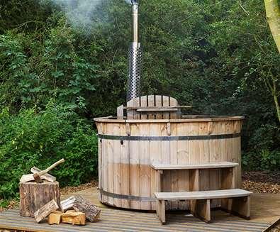 WTS - Secret Meadows -Hot Tub