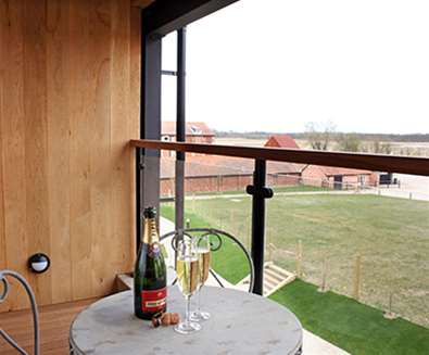 WTS - Snape Maltings Holiday Cottage - Iken View