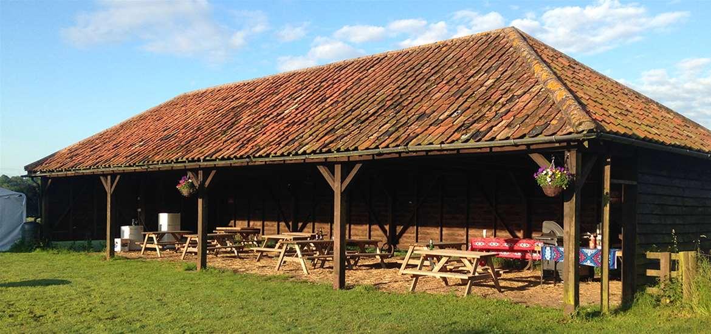 WTS - The Croft Campsite - Cart Lodge