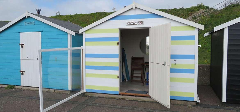 The Old Post Office - Geldeston - Beach Hut