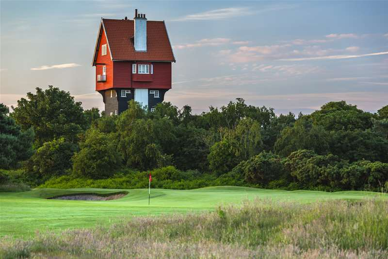 Towns & Villages - Thorpeness - Golf course