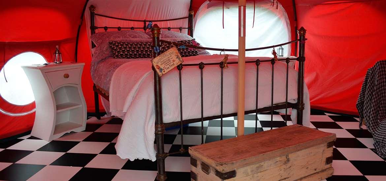 WTS - Wardley Hill Campsite - Wonderland Red Lotus