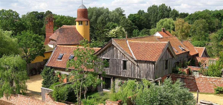 Belle Grove - the Suffolk coast