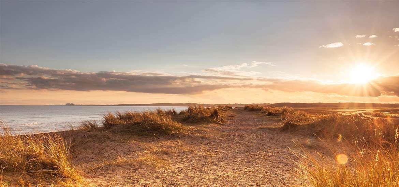 Walberswick Beach the Suffolk Coast