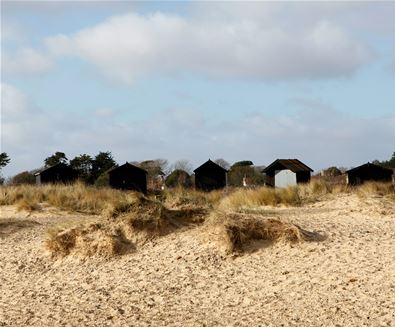 Top 5 Suffolk Coast Books