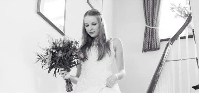 Weddings - The Old Rectory B&B - Bride by Gemma Giorgio - www.gemmagiorgi.com