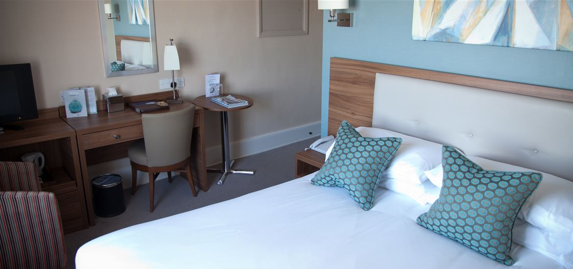 The White Lion Aldeburgh Double Room
