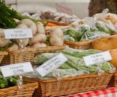 Wickham Market - Monthly Market